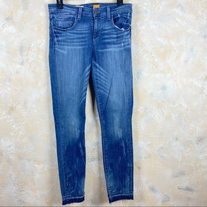 Anthropologie Stet Fit Mid Rise Skinny Jean 52